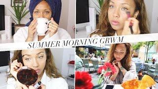 A SUMMER MORNING GRWM | Samantha Maria | ad