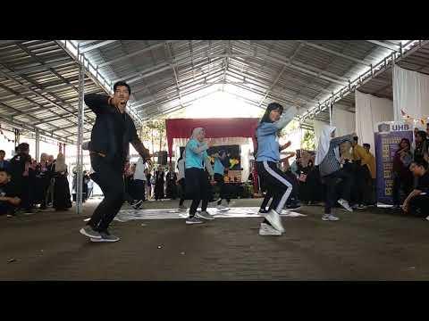 Free Download Bonjer Campus Fair 2019 [ Gamaliel Audrey Cantika - Jangan Parkir ] Mp3 dan Mp4