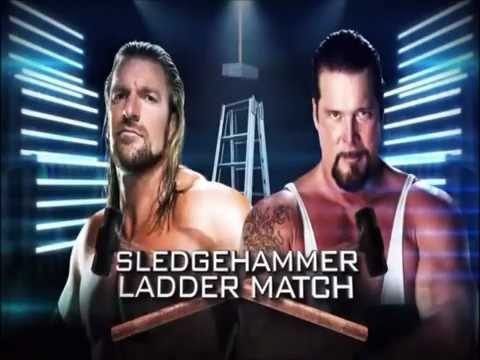 Wwe Tlc 2011 Match Card Triple H Vs Kevin Nash In A First