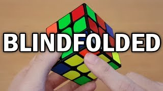 (New) How to Solve the Rubik's Cube Blindfolded Tutorial [Old Pochmann Method]