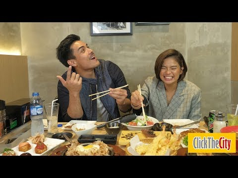 Interview With The Hungry: Xian Lim And Louise Delos Reyes