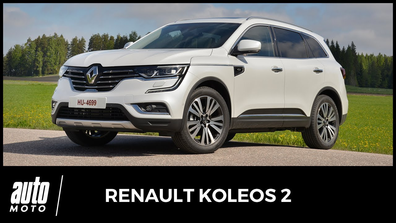 2017 nouveau renault koleos essai colosse cossu avis prix fiche technique concurrentes. Black Bedroom Furniture Sets. Home Design Ideas