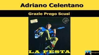 Adriano Celentano Grazie Prego Scusi 1966