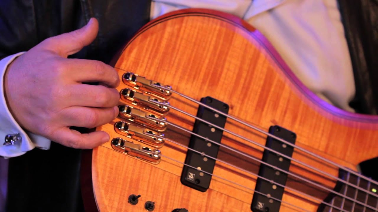 ibanez btb1405 bass demo youtube