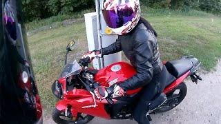 Отзыв девушки на Honda CBR 125R. Обзор, тест-драйв Моторейтинг