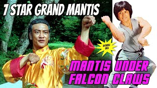 Wu Tang Collection - 7 Star Grand Mantis and Mantis Under Falcon Claws