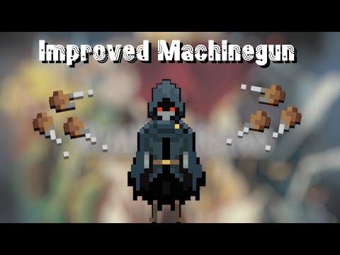 Wizard Of Legend - New Machine Gun Mage