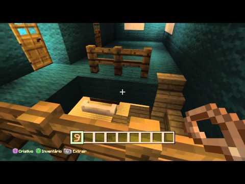 Minecraft MAPA  do  apenas um show