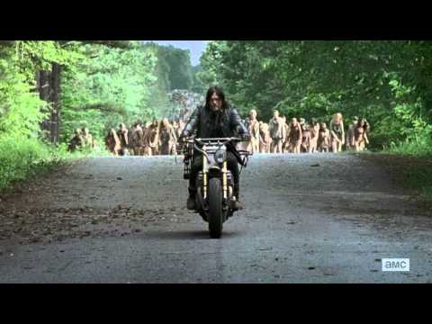 the-walking-dead-season-6-ep-1---leading-zombies-[hd]---first-time-again