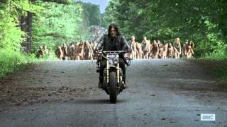Video The Walking Dead Season 6 Ep 1 - Leading Zombies [HD] - First Time Again download MP3, 3GP, MP4, WEBM, AVI, FLV Juli 2018