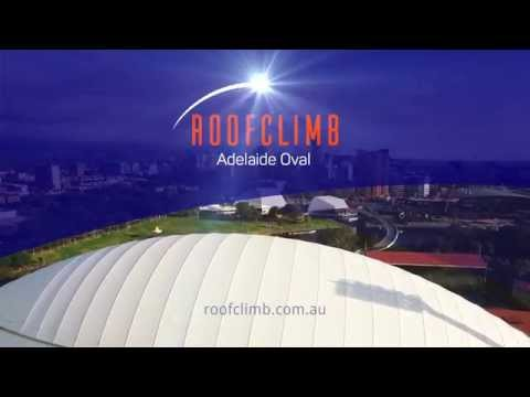 Roofclimb Adelaide Oval - Take on the Icon