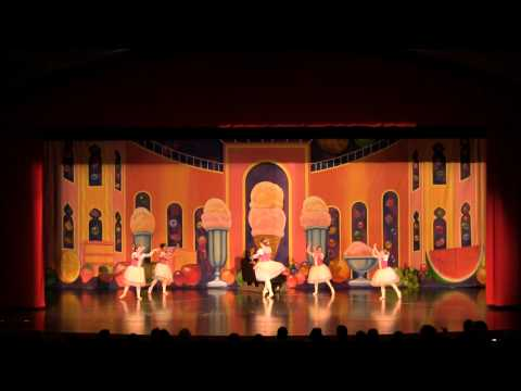 Madison Dance Academy's production of The Nutcracker - 2011 (Act 2)