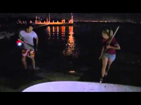 Destination WA - Prawning In The River