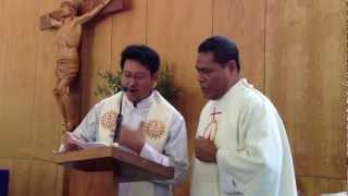 O Holy Night by Fr Aloysius Tamnge and Fr Ardi Handojoseno