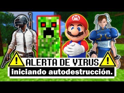 7 Videojuegos que en Secreto Tienen Virus y Malware (PARTE 2)
