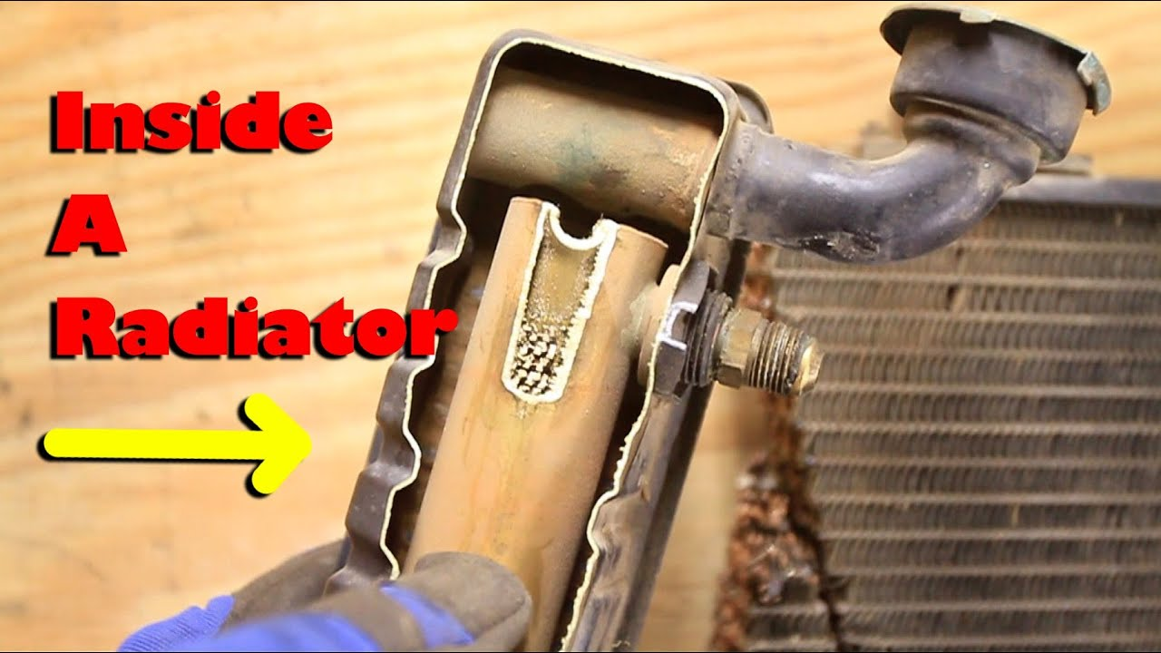 what is inside a radiator youtube. Black Bedroom Furniture Sets. Home Design Ideas