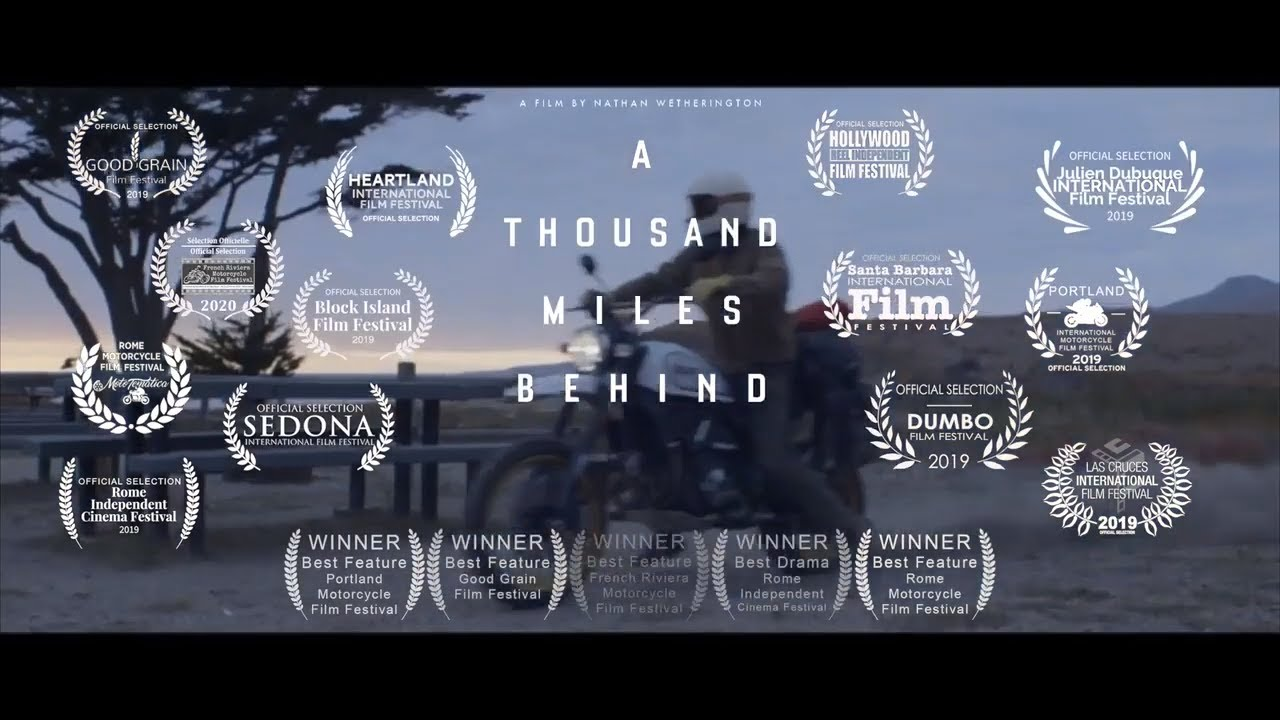A THOUSAND MILES BEHIND - OFFICIAL MOVIE TRAILER