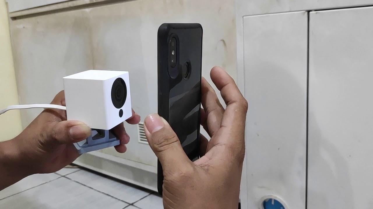 Cara Setting CCTV Xiaomi XiaoFang - YouTube
