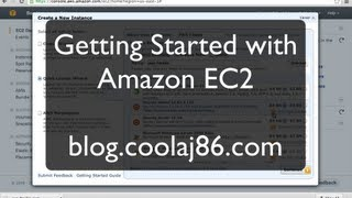 Getting Started with Amazon AWS EC2 (1 year free VPS web hosting)