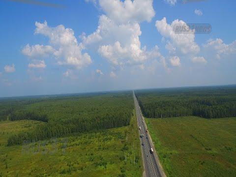 На Алтай на машине из Москвы 4 дня 3700км