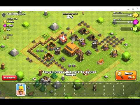 Clash Of Clans Of Asus Chromebook