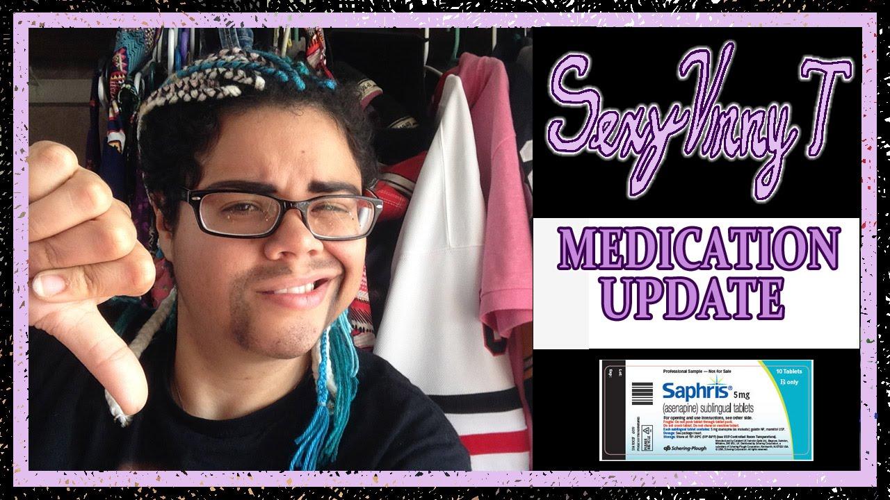 Watch Saphris video