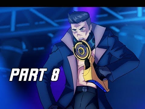 AGENTS OF MAYHEM Walkthrough Part 8 - AUTO-TUNE (Let's Play Gameplay Commentary)