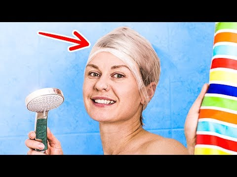 27 CRAZY SHOWER HACKS THAT WILL CHANGE YOUR LIFE