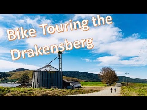 Bicycle touring in the Mighty Drakensberg
