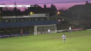York City 1-0 Guiseley   Match Highlights   2020/21