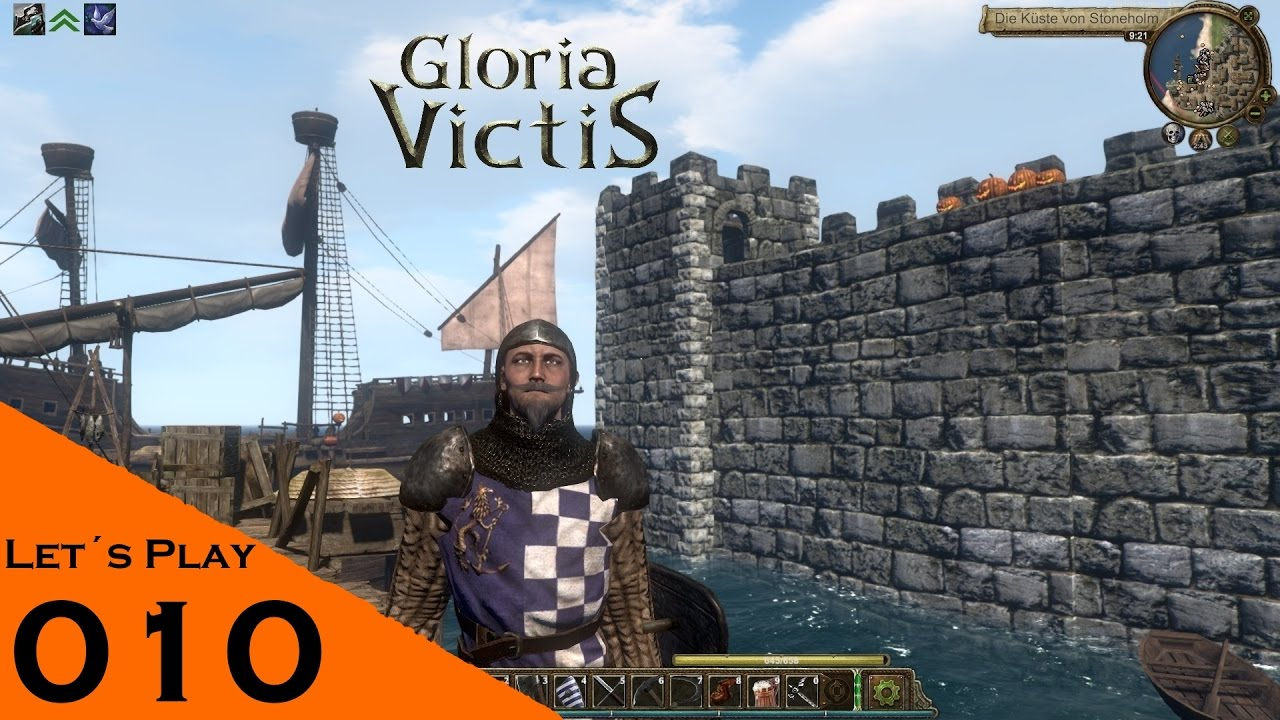 gloria victis how to get lord