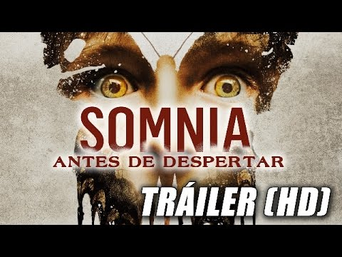 Somnia, Antes de Despertar - Before I Wake - Trailer Subtitulado (HD)