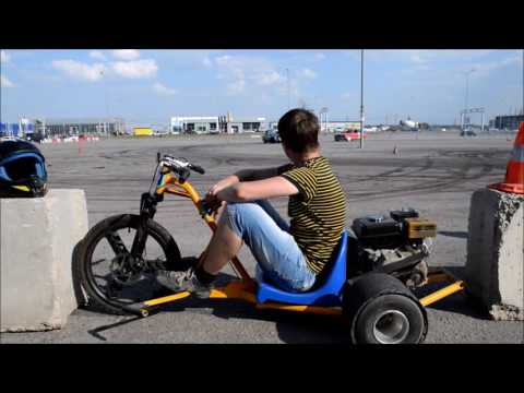 Drift Trike (AMA CP) Samara
