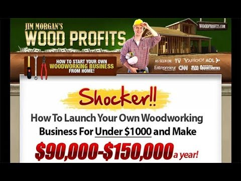 Wooden For Life - 3 Easy DIY Wood Projects You Can Make In One Day - Woodworking - Wooden For Life