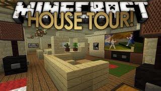 Minecraft: My House! (Creative Build) + New Outro!