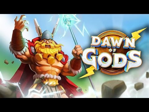 CLASH OF GODS!?! - Dawn of Gods - Gameplay Walkthrough - iOS & Android