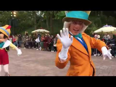 Disney's Star's On Parade (Disneyland Paris)