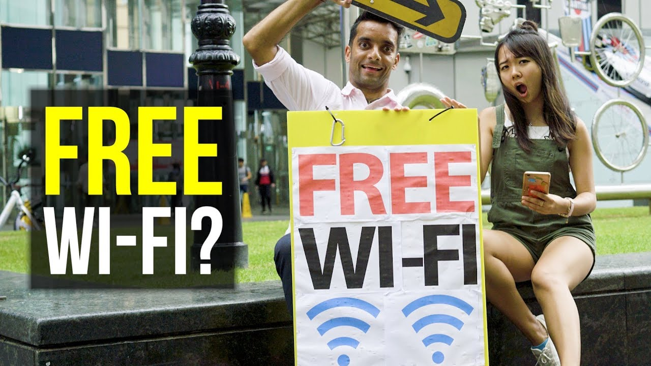 The ethics of stealing a wi fi