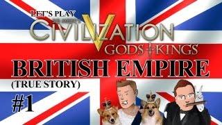 Civilization V Gods & Kings Let