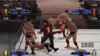WWE Smackdown vs Raw 2007 | Royal Rumble Match | Gameplay | JeremyTV