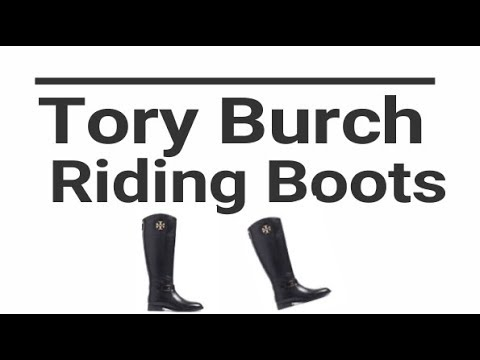 Tory Burch Riding Boot (Adeline)