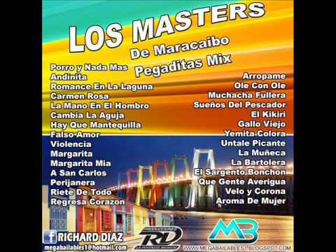 LOS MASTERS PEGADITAS MIX