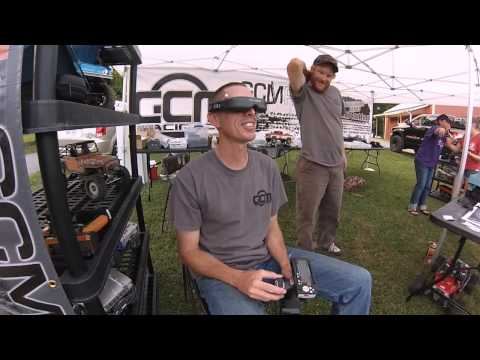 East Coast Scale Challenge 2015 #3 - Class 1, Trail Fun and FPV