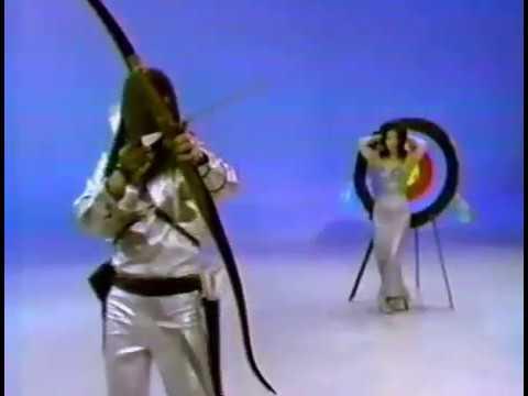 Bow and Arrow act Markworth and Mayana - 1966
