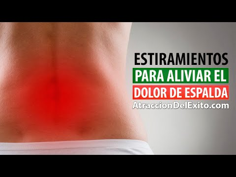 Como quitar el dolor lumbar rapido