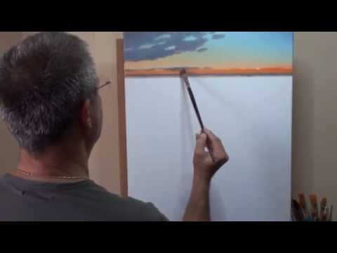 INSPIRED - FULOP TIBOR ARTIST IN ACTION