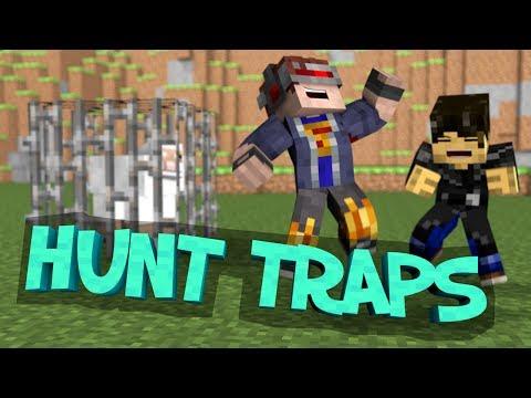 Hunting Traps Mod : Minecraft Mod Showcase