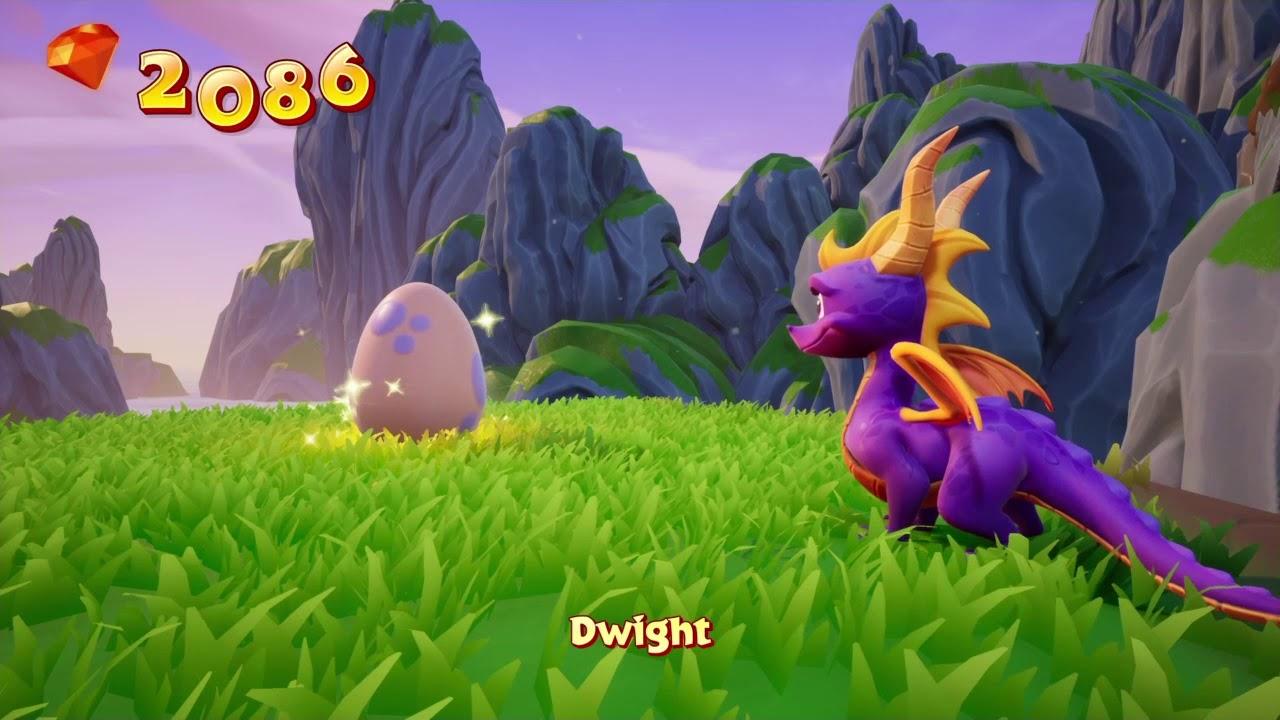 11 Spyro Reignited Trilogy Spyro 3 Year Of The Dragon Terrasse De Bambou