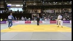 Antti Rintamäki - Maxim Kuznetsov judon Finnish Openin finaalissa 6.11.2011