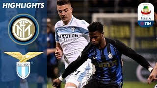 Inter 0-1 Lazio | Lazio climb to 5th after defeating Inter | Serie A
